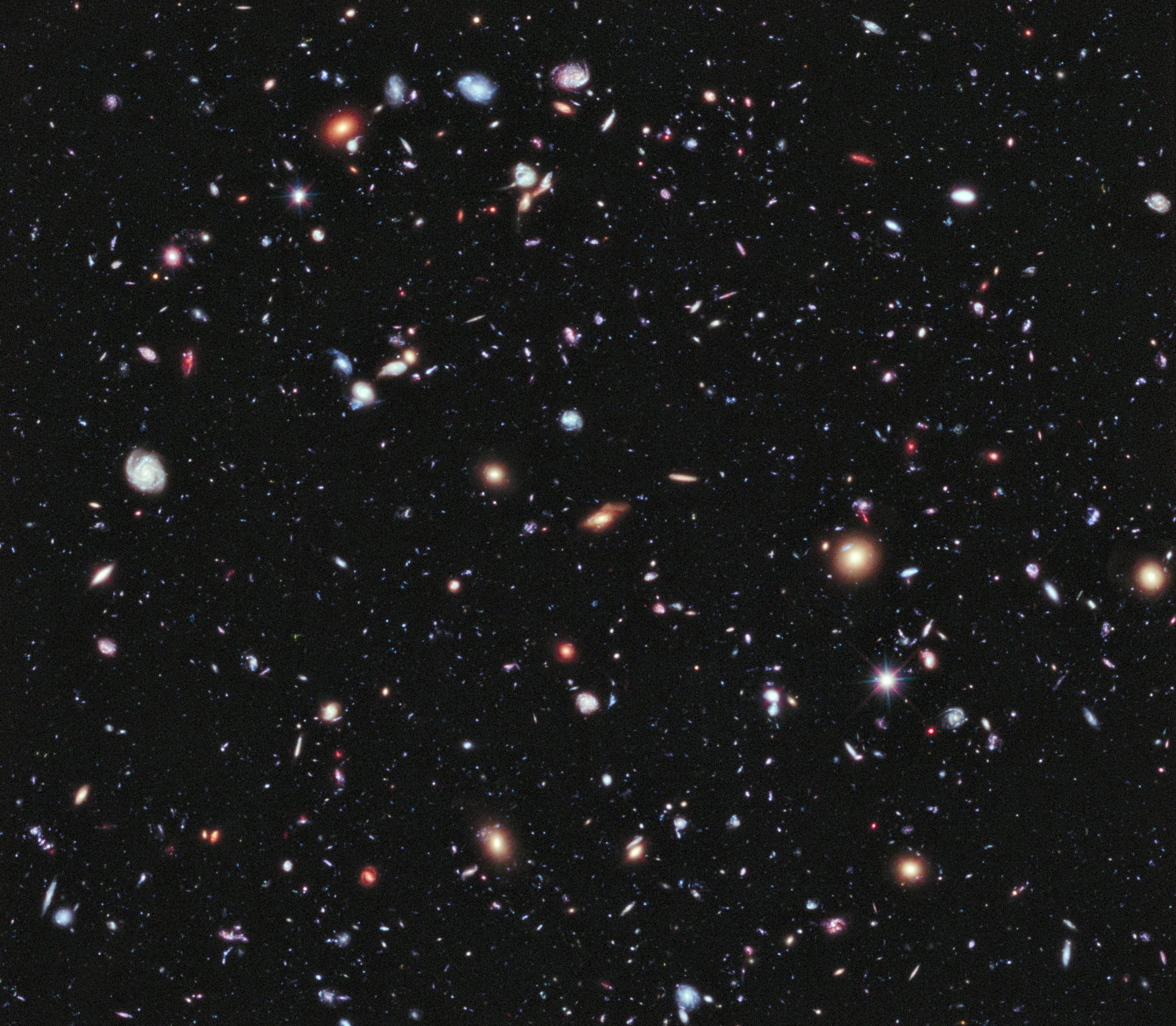 Hur stort är egentligen Universum?