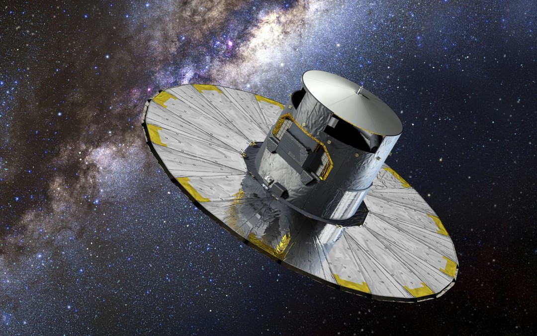 Gaia – vår guide till galaxen