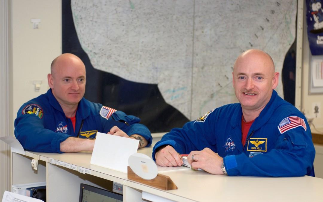 Tvillingexperiment på ISS