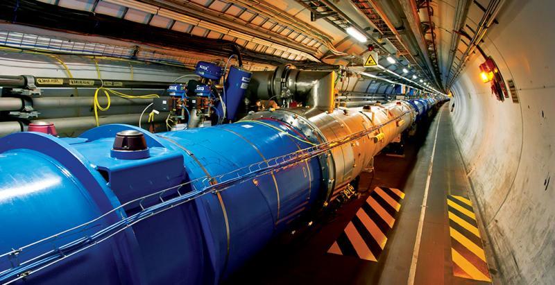 CERN bekräftar existensen av exotiska hadroner