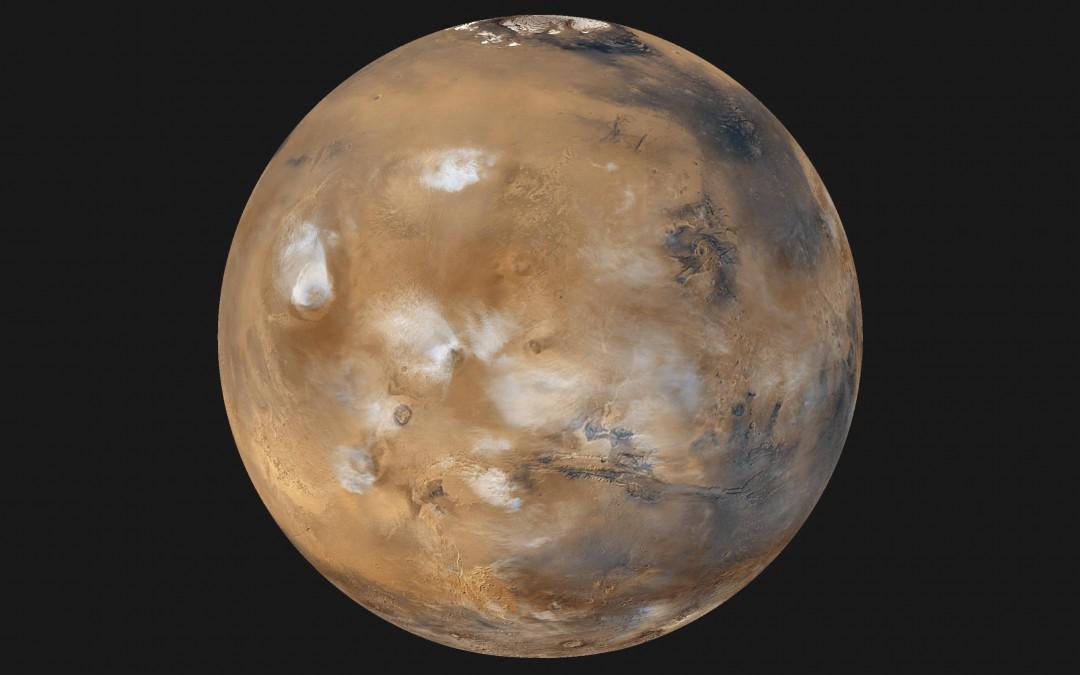 Studie visar att bakterier kan kolonisera Mars