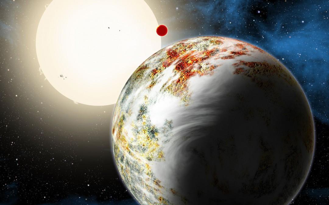 Ny typ av planet upptäckt!