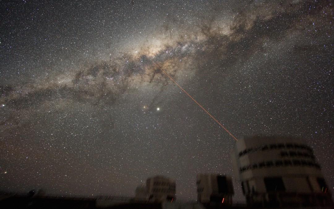 Stjärnor, gas och stoft: Vad är Vintergatan gjord av?