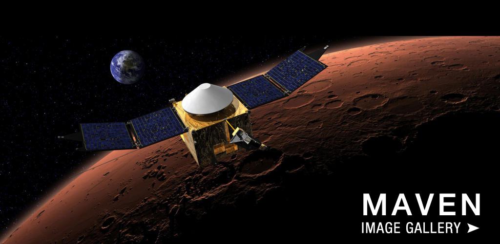 Ny forskningssatellit i omloppsbana kring Mars