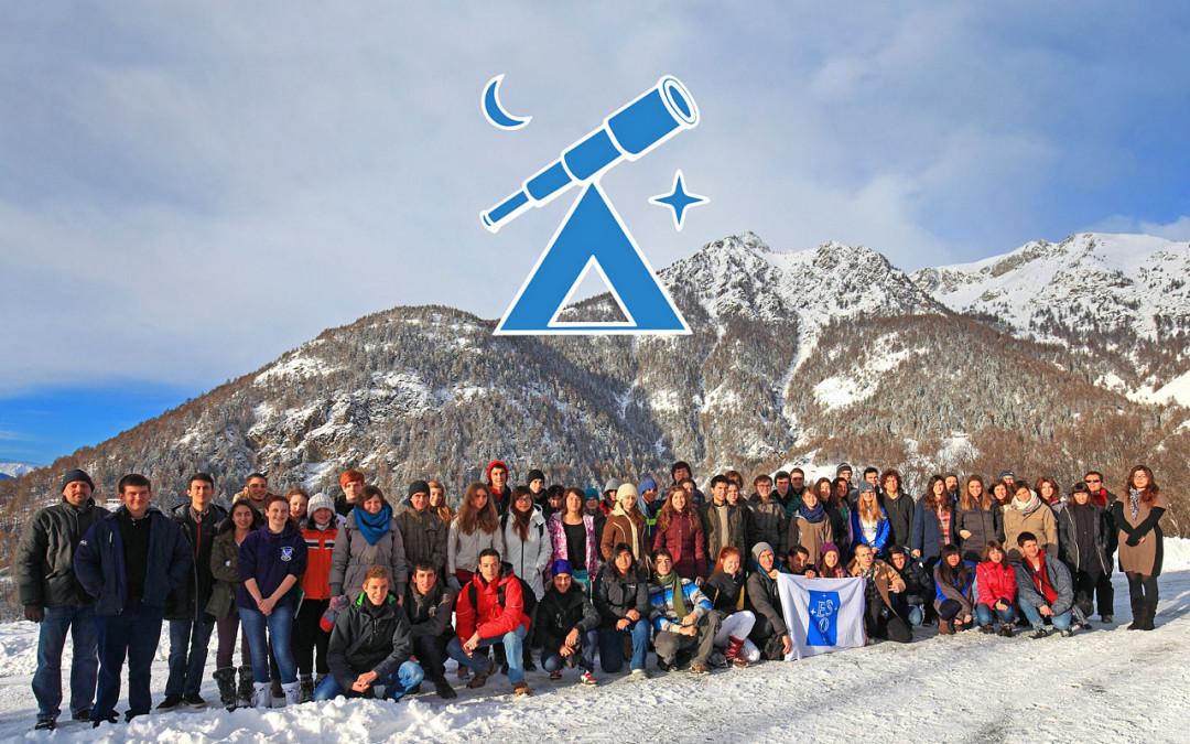 Tävla om att åka på astronomiläger i Alperna