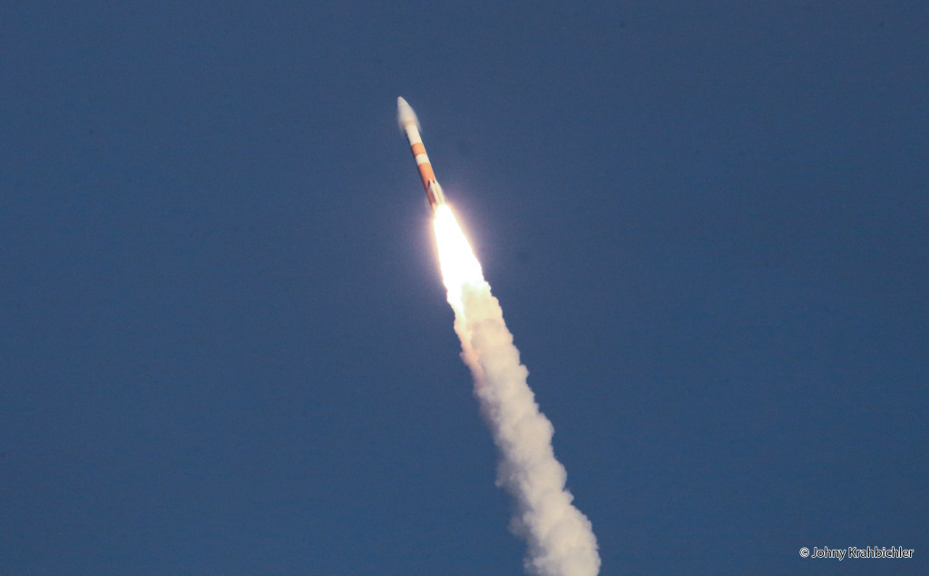 Delta IV ULa sonic boom rocket © Johny Krahbichler