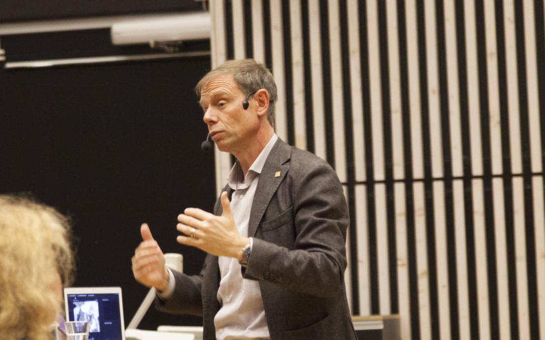 Christer Fuglesang på Malmö högskola