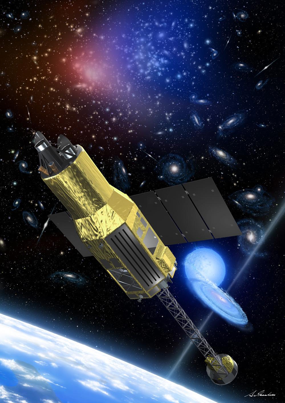 Uppskjutning av ASTRO-H