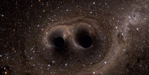svarta hål