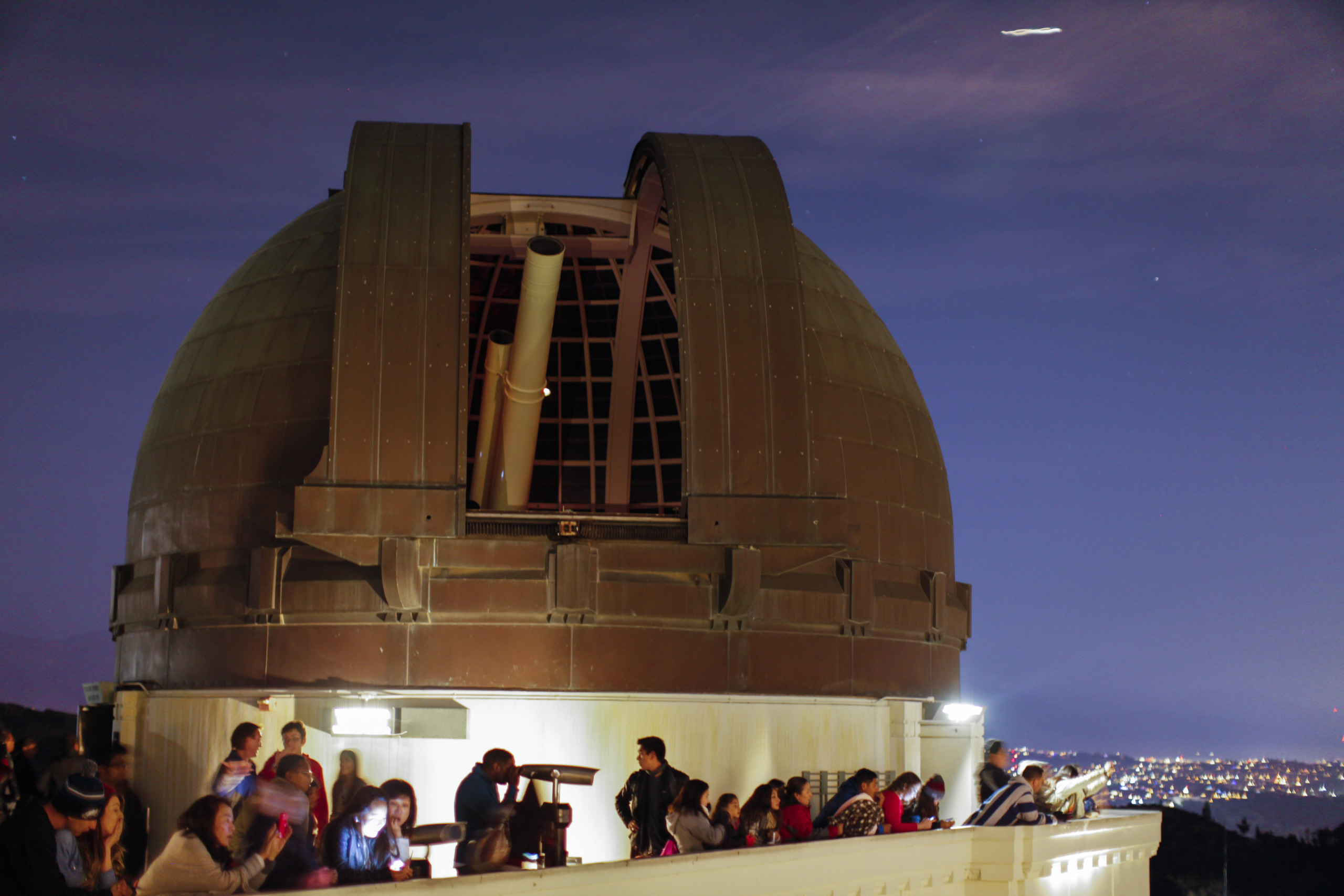Astronomi Som Turistattraktion