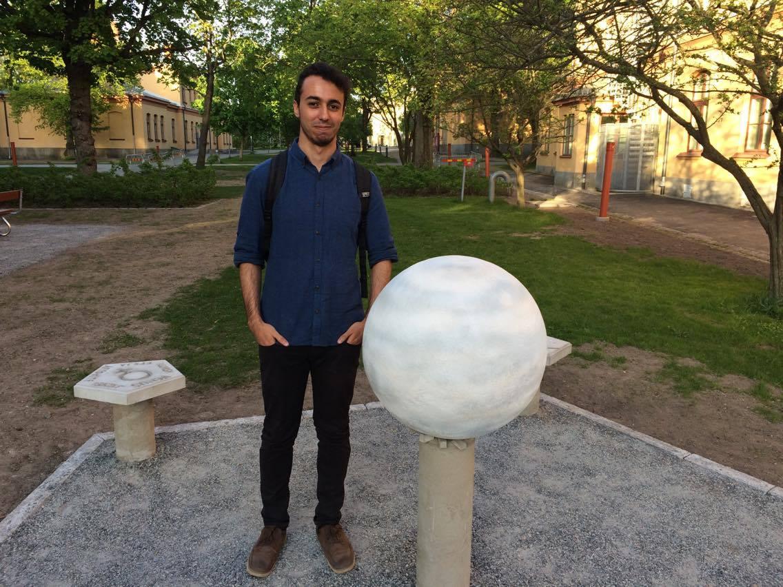 Ett Nytt Tillskott I Sweden Solar System Amp Merkuriuspassagen