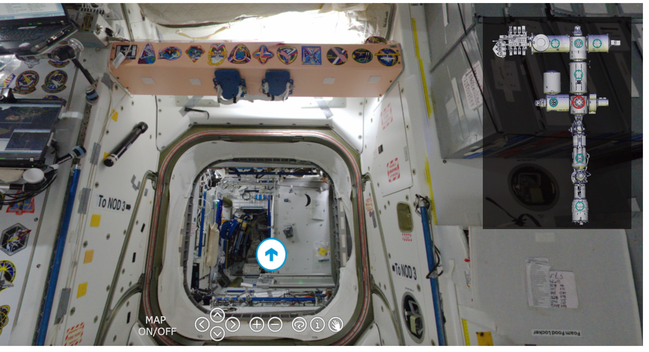 ISS Virtual Tour
