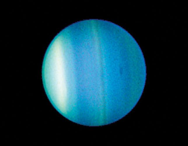 Uranus – inte den bästa planeten att bo på