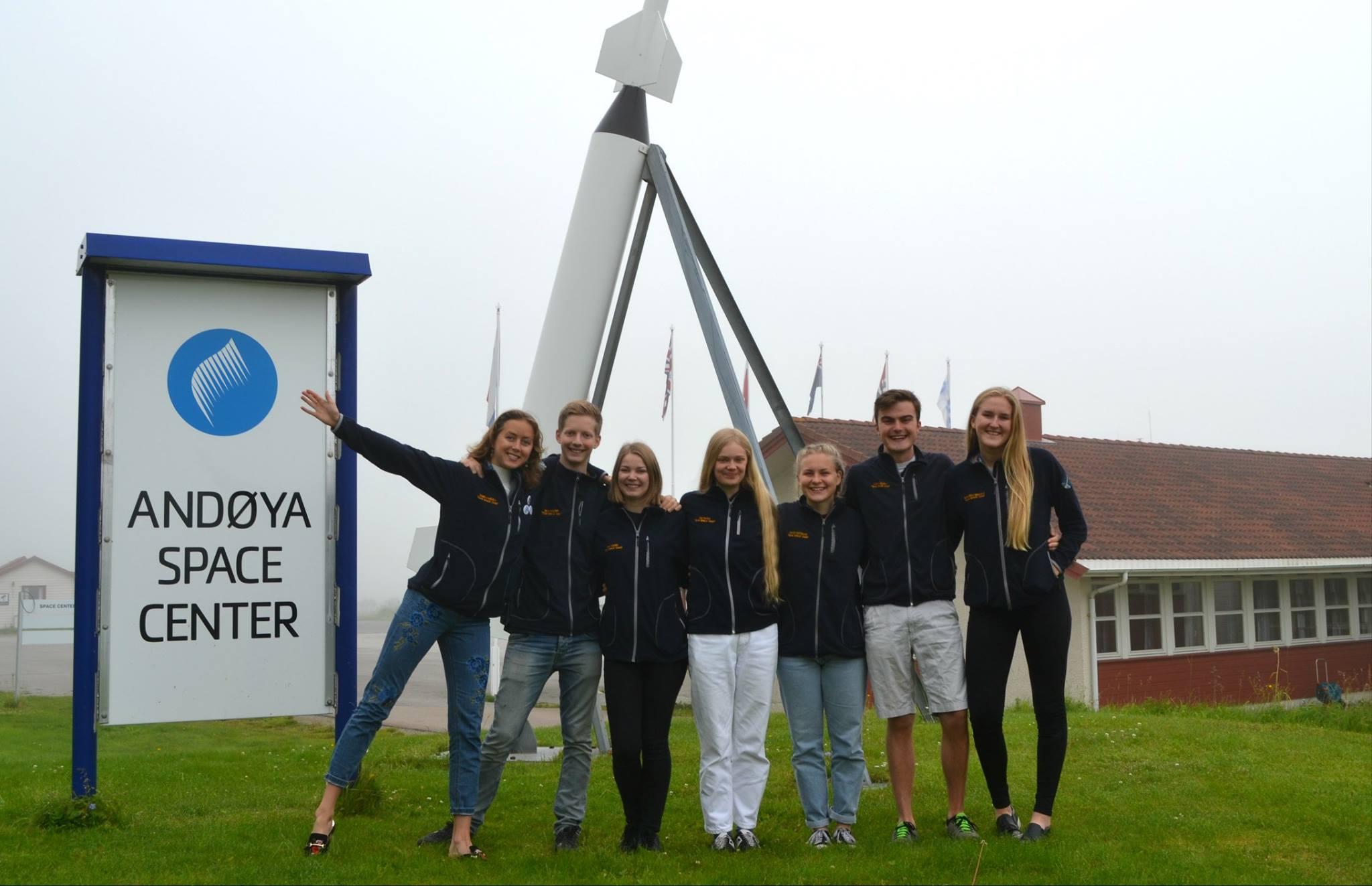 European Space Camp är ett internationellt rymdteknikläger på rymdbasen Andöya space Center i Norge.