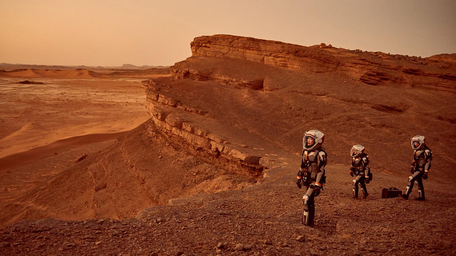 Liv på Mars?